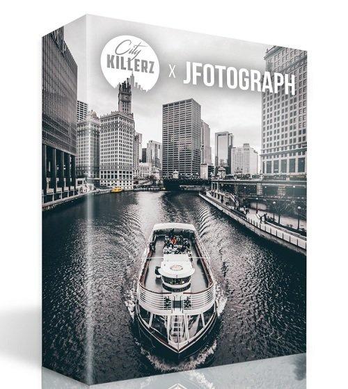 Citykillerz x Jfotograph Lightroom Presets