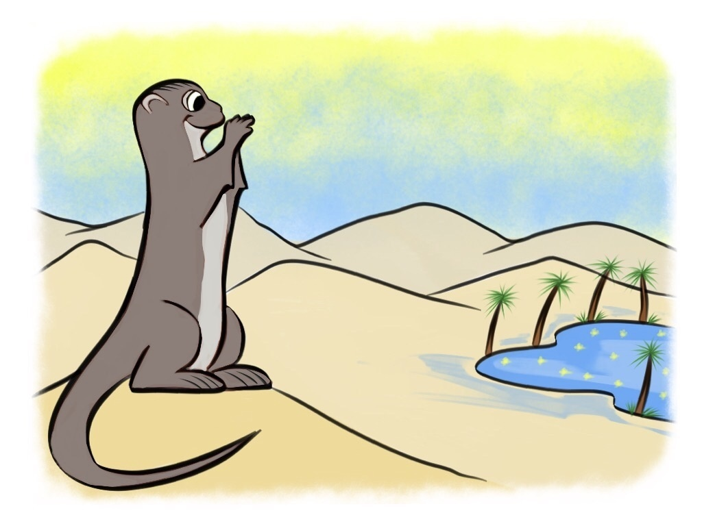 Otter and the Pool of Youth