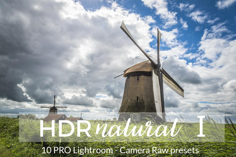 HDR Natural Lightroom - ACR Presets