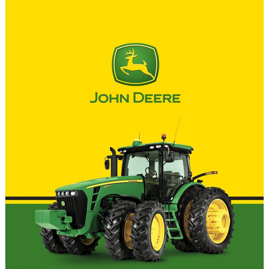 John Deere 1250-1450-1650 Tractor Shop Service Manual
