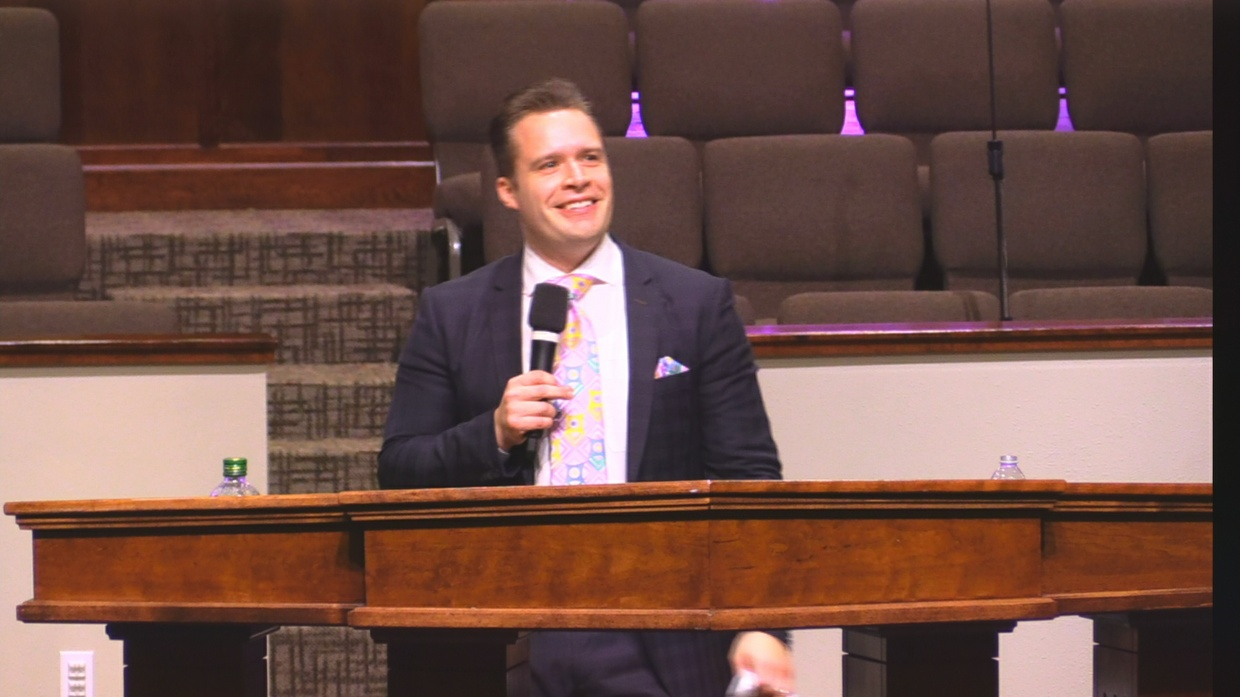 "Rev. Josh Herring 02-14-18pm "" The Revelation of Naming Your Altars "" MP4"