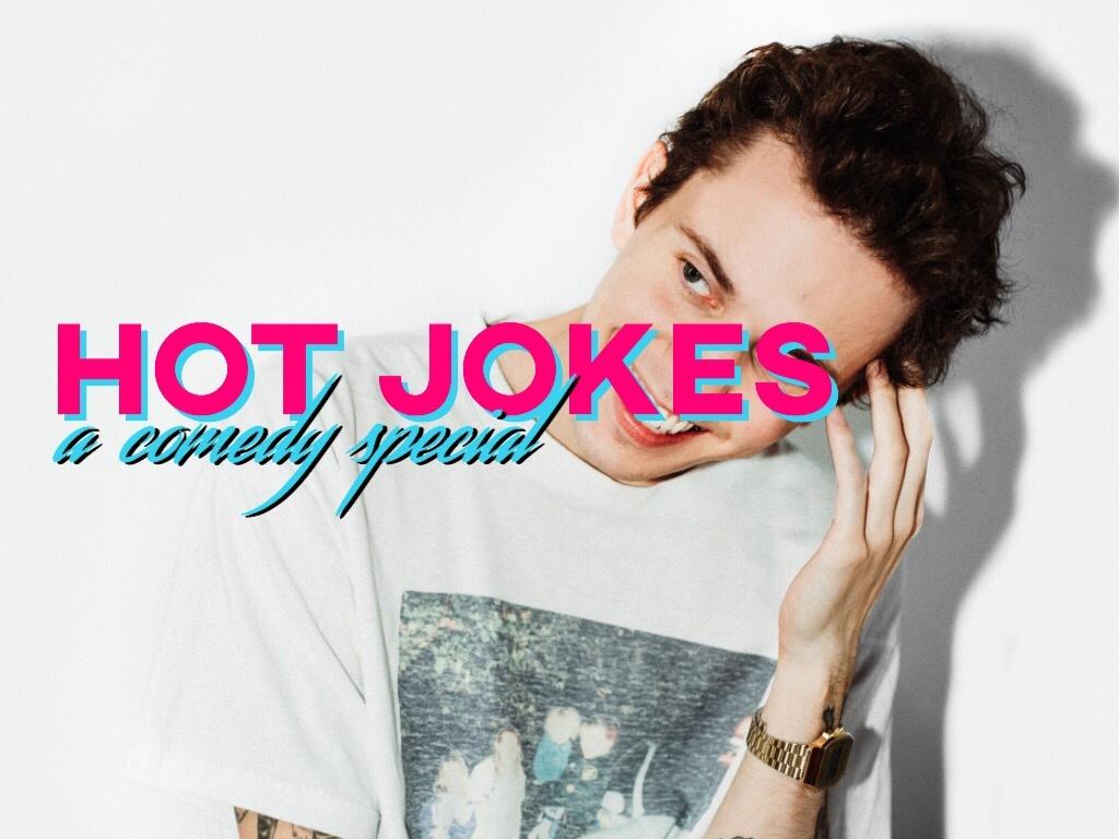 """Kurtis Conner's """"Hot Jokes: A Comedy Special"""""""