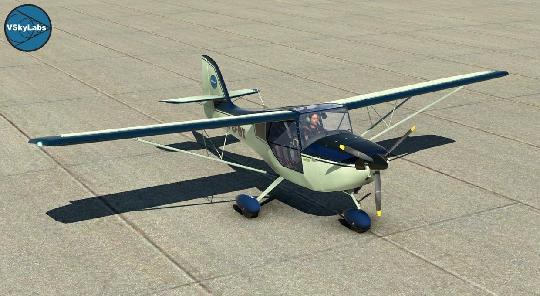 VSKYLABS Aeropro EuroFOX Project v4.0 (6th February 2018)