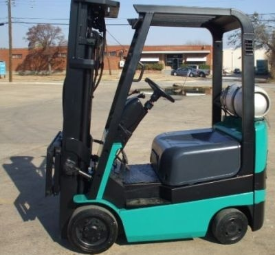 Mitsubishi Forklift Truck FGC15K, FGC18K, FGC20K, FGC25K, FGC30K Workshop Service Manual