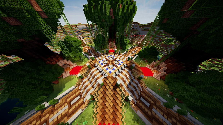 Epic Minecraft server Hub for FREE
