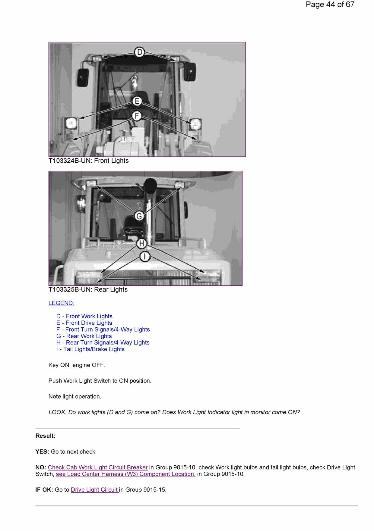 PDF JOHN DEERE 444H 544H TC44H TC54H WHEEL LOADER OPERATION AND TEST TECHNICAL MANUAL TM1604