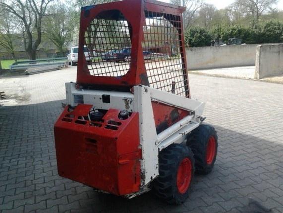 Bobcat 310 313 Skid Steer Loader Service Repair Workshop Manual DOWNLOAD