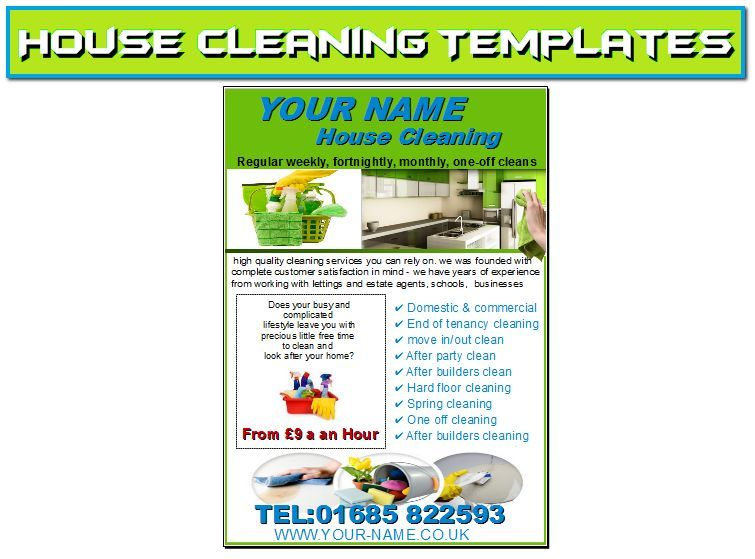 House Cleaning  Business