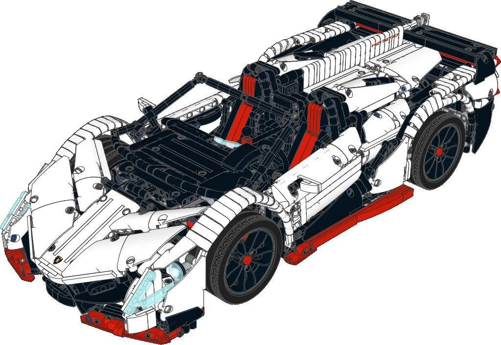 Lamborghini Veneno Roadster - 50th Anniversary Pirelli Edition