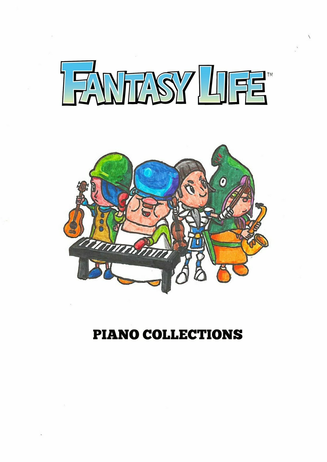 Fantasy Life - Piano Collections