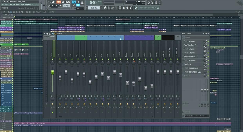 FL Studio - EDM Future Bass Template 1