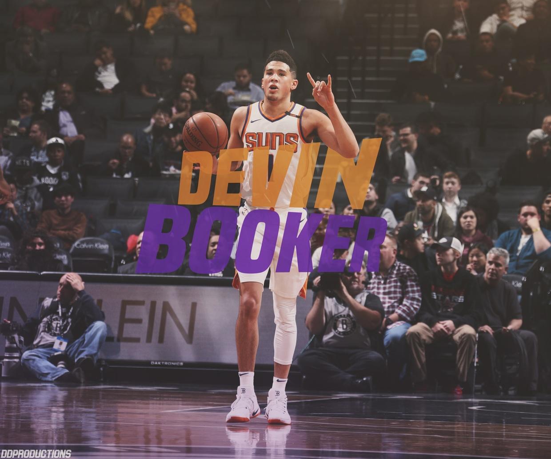Devin Booker PSD