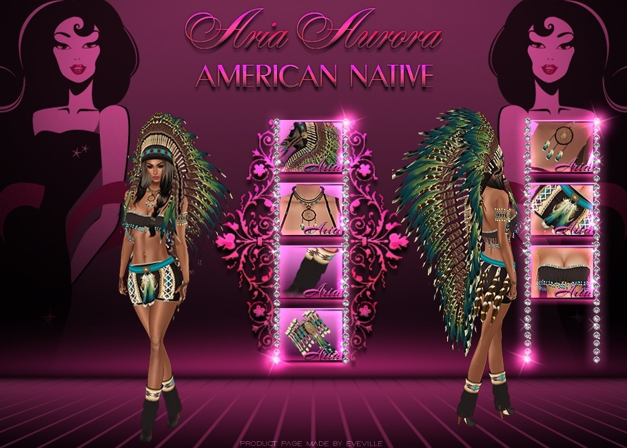 American Native Bundle,NO Resell!!
