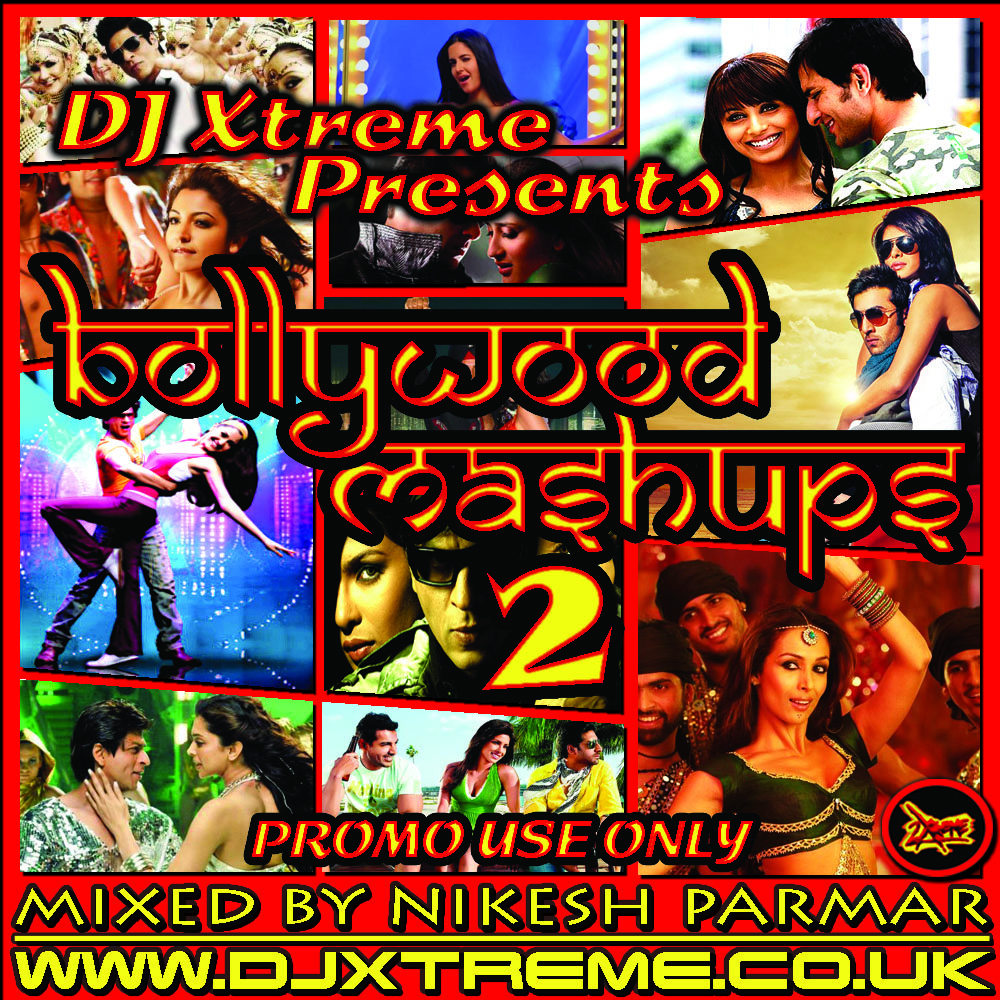 Bollywood Mashups - Volume 2