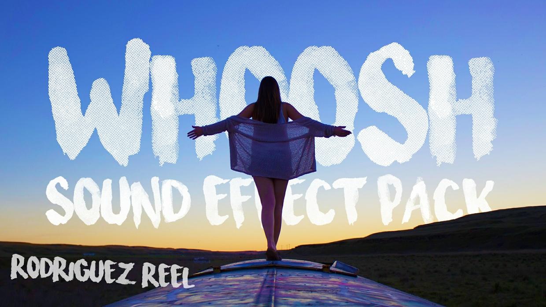 [PREMIUM] Whoosh Sound Effect Pack