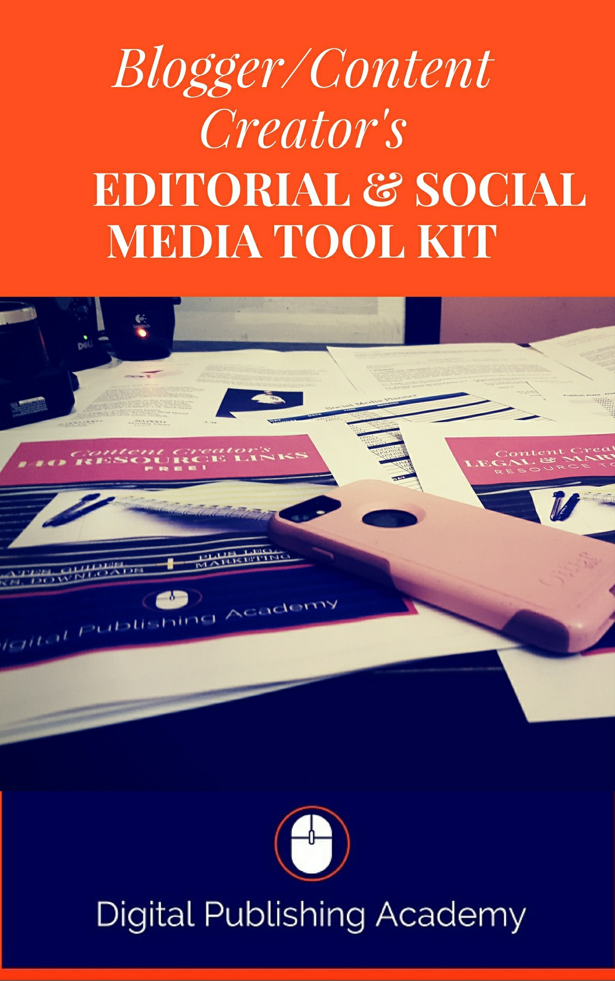 DIY Editorial and Social Media Planner How To & What to Put in One
