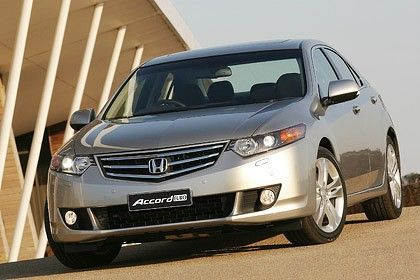Honda Euro / Acura TSX (2009-2011) Workshop Manual
