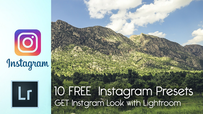 K1 - Instagram Presets Package