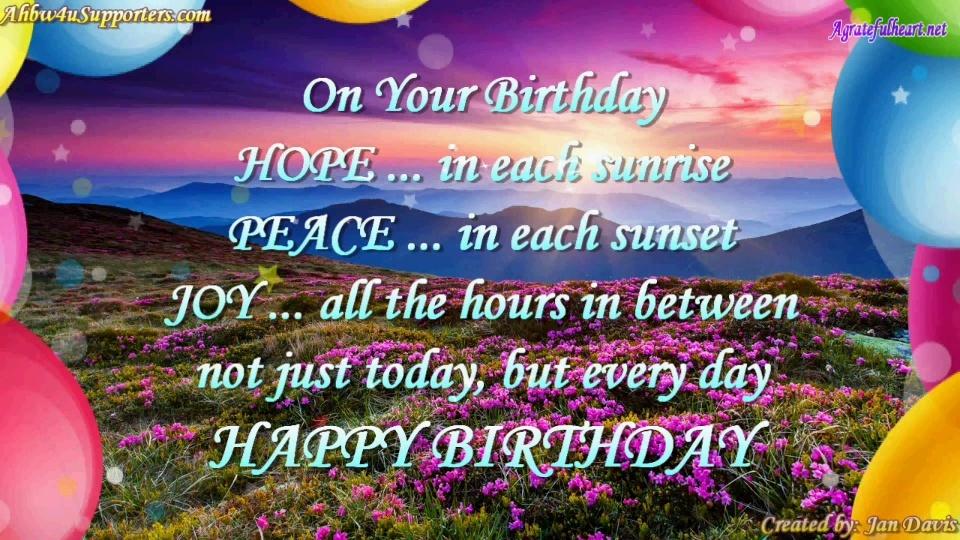 Happy Birthday Gif #25