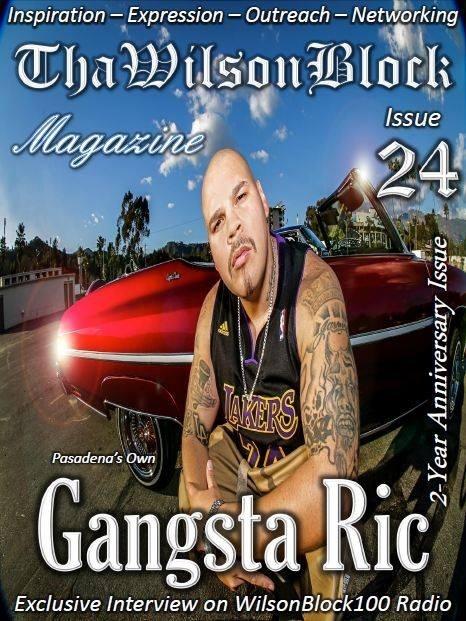 ThaWilsonBlock Magazine Issue24