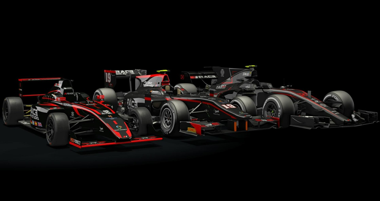 Formula Pack 2 for Assetto  Corsa