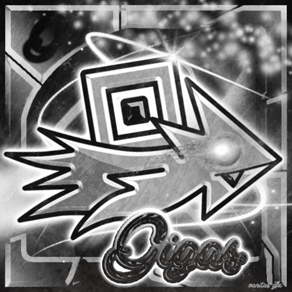 geometry dash profile picture by chrome