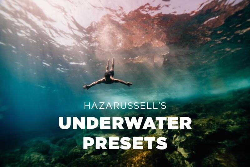Underwater presets by Hazarussell