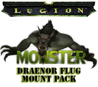 Draenor Flug Mount Version