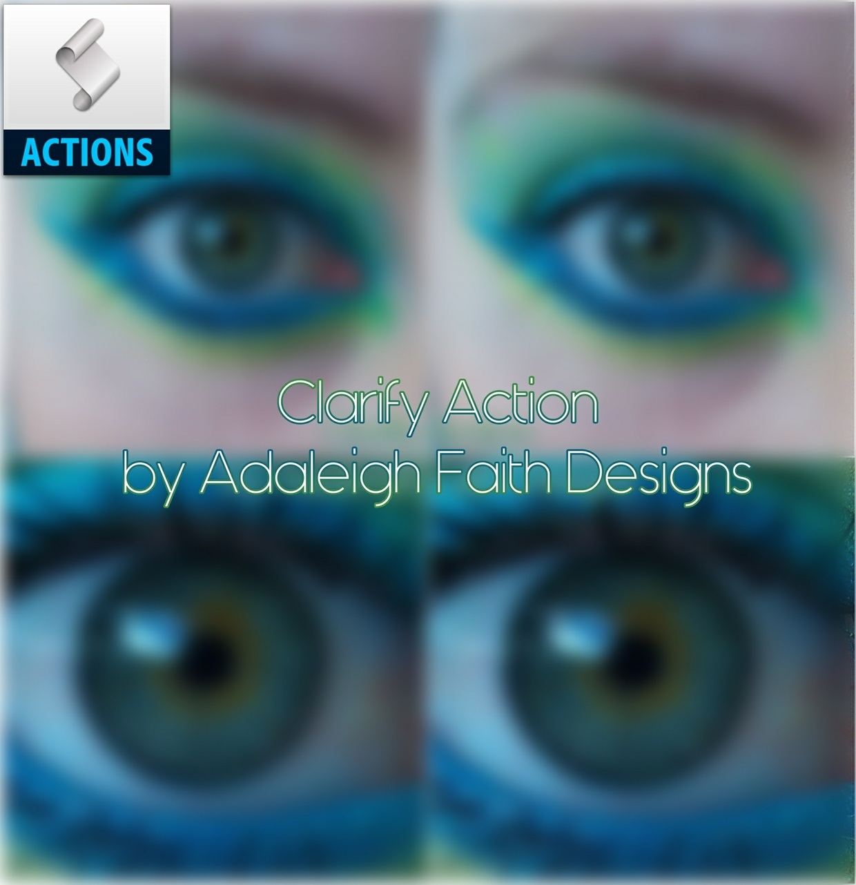 Clarify Photoshop Action