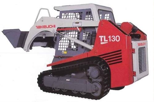 Takeuchi TL130 Crawler Loader Service Repair Workshop Manual Download (S/N: 21300004 & Above)
