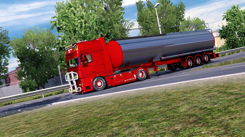 Gazoil Tanker