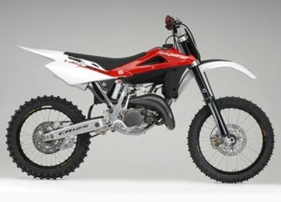 2008 HUSQVARNA CR125, WR125 MOTORCYCLE SERVICE REPAIR MANUAL