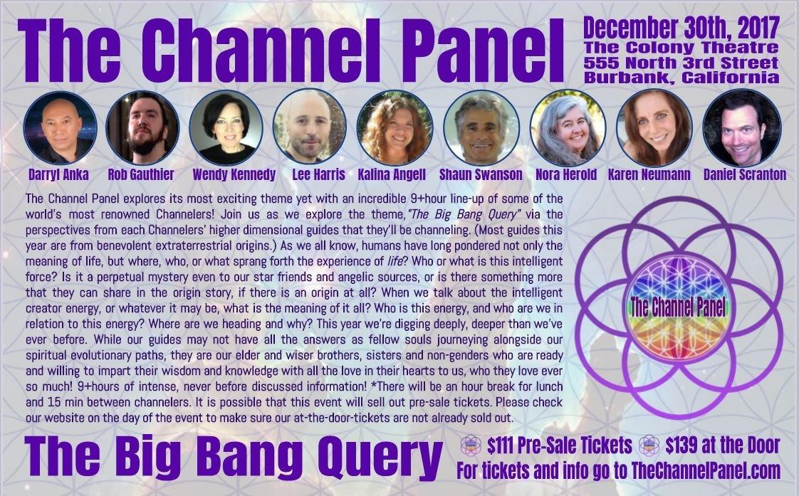 The Channel Panel 2017 - Pre-Sale Audio & Video
