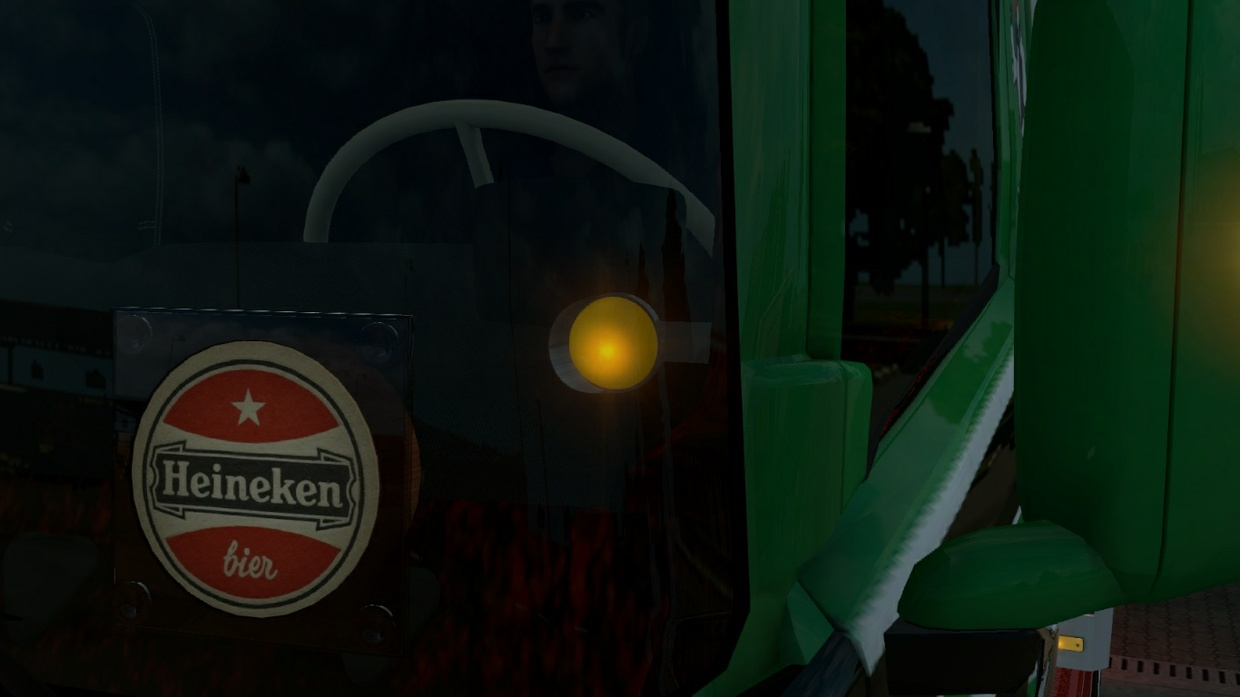 ets2 old skool interior lights