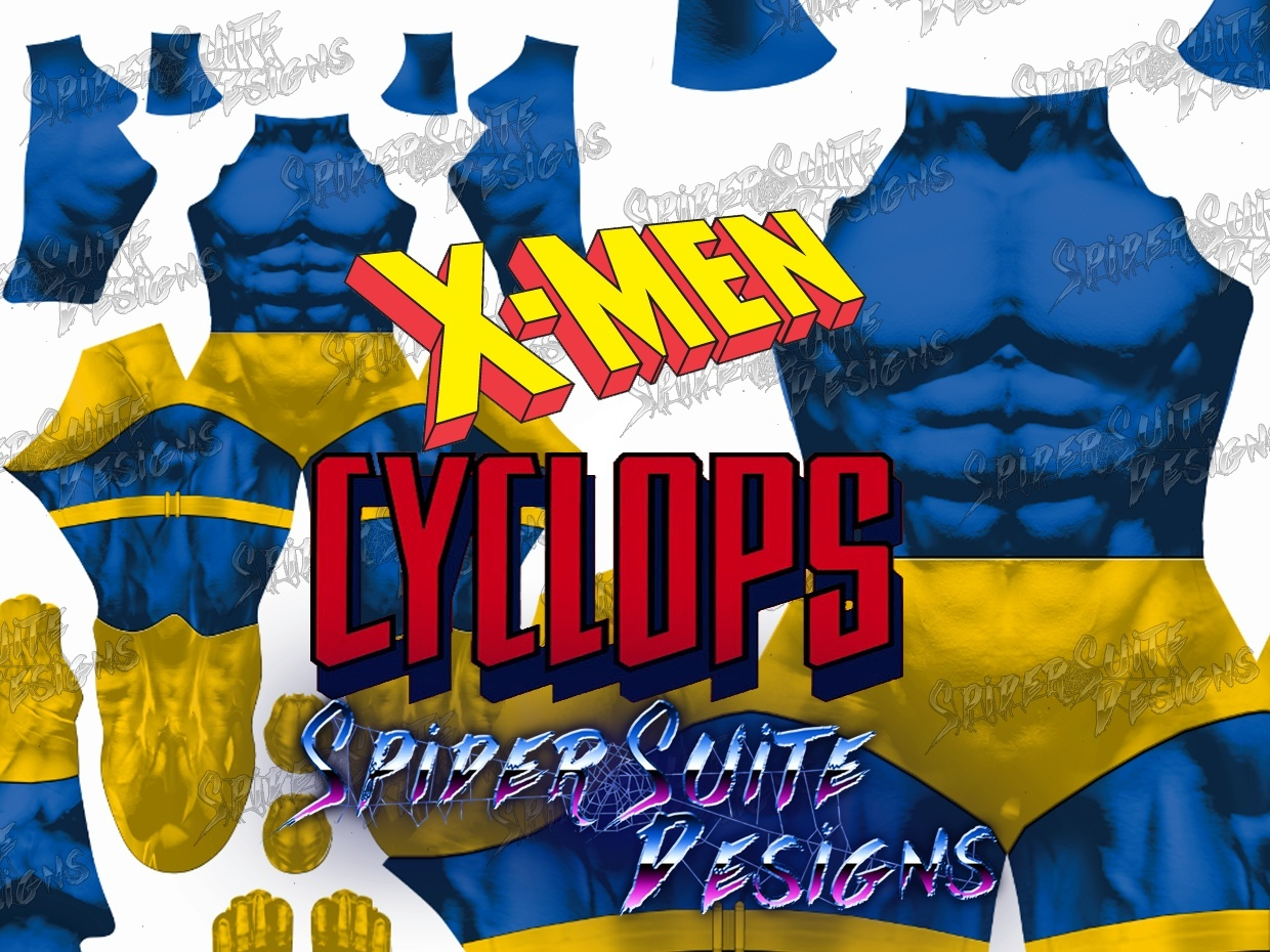 Classic Cyclops 90s (No Belt) 2017 Pattern