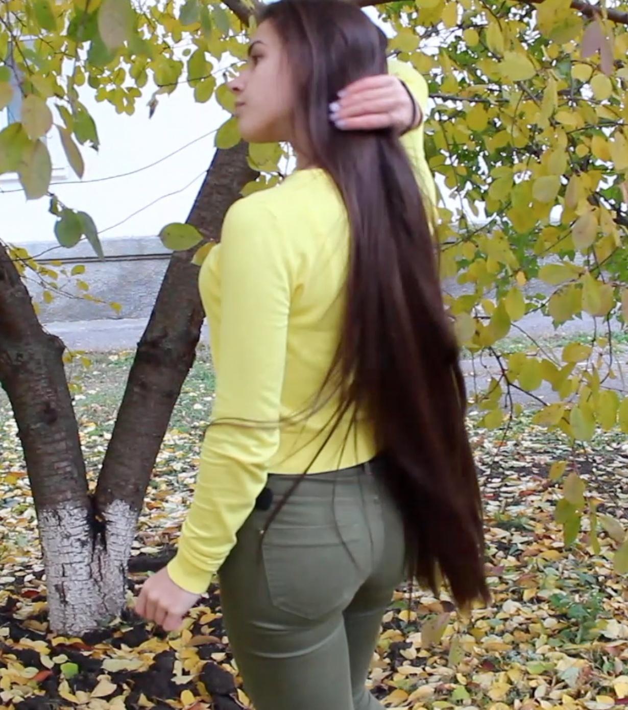 VIDEO - Autumn hair