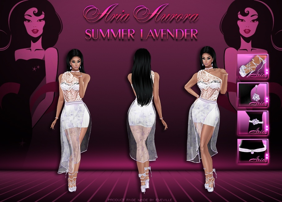 Summers Lavander Bundle,NO Resell!!