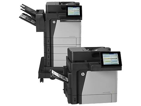 HP LaserJet Enterprise MFP M630 Service Repair Manual