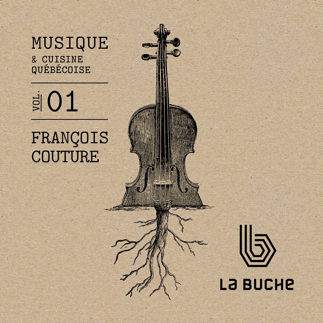 Partitions Album LA BUCHE vol 1