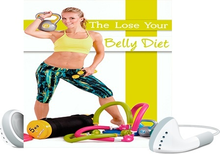 Box The Lose Your Belly Diet - Change Your Gut, Change Your Life in Audio, Video, Ebook