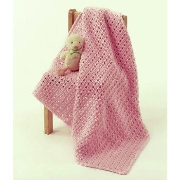 Pink Blanket Comfort