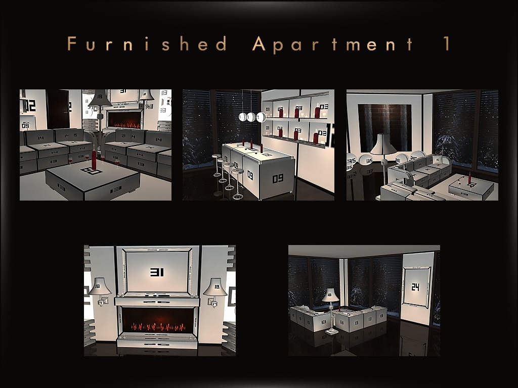 Furnished Apartment 1