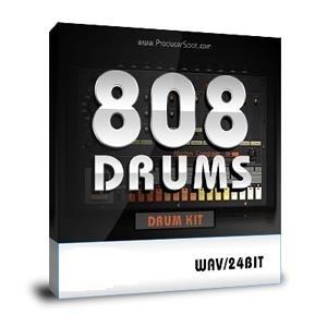 808 Drums Midi Loops Wav Sounds Samples