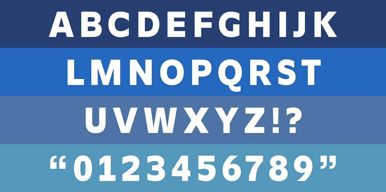 Illuma Typeface