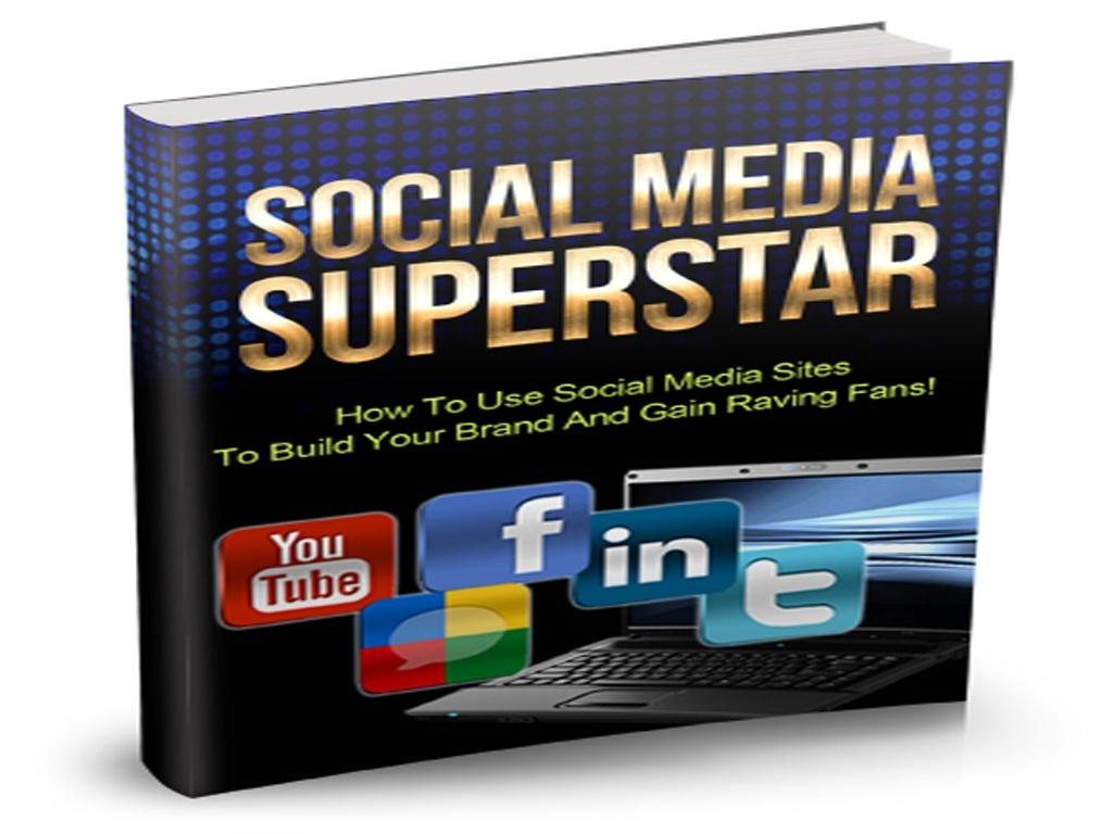 Social Media Superstar (Including Master Resell Right)