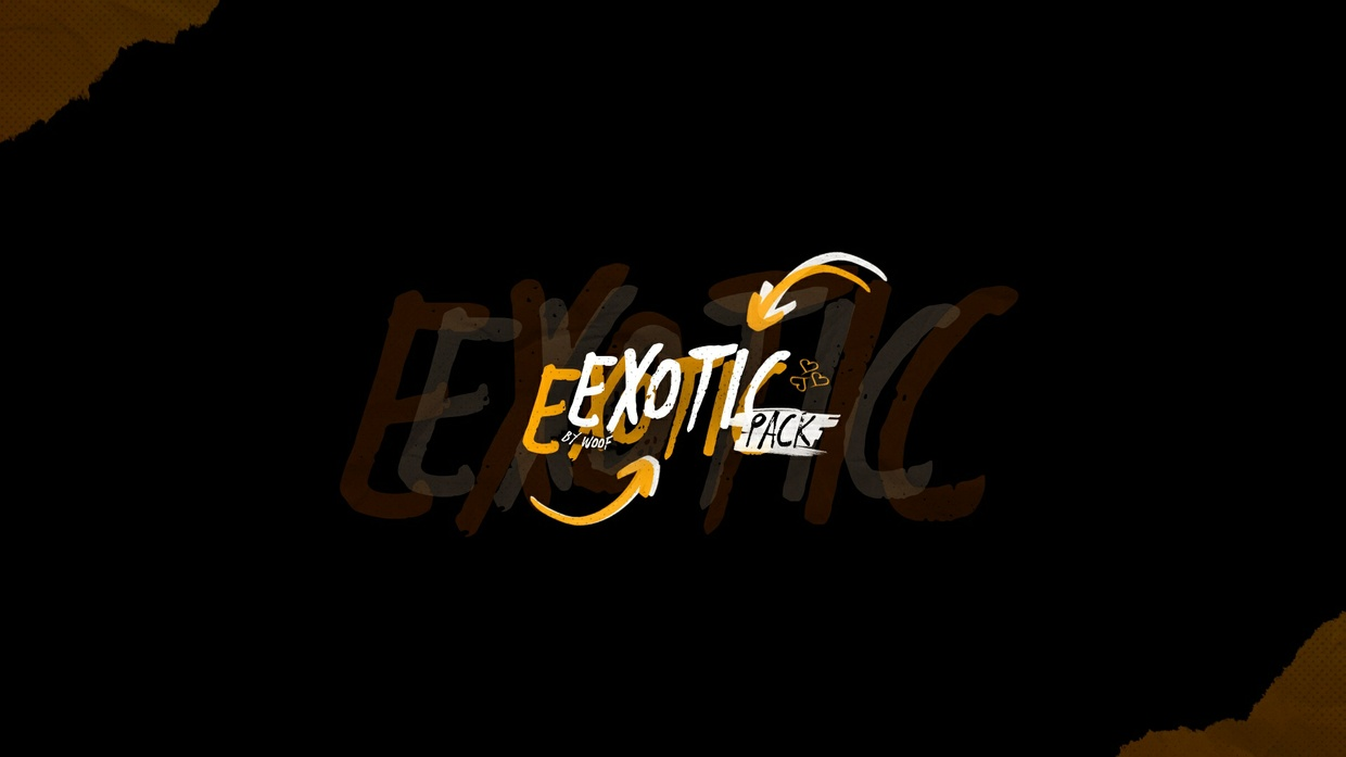 EXOTIC PACK