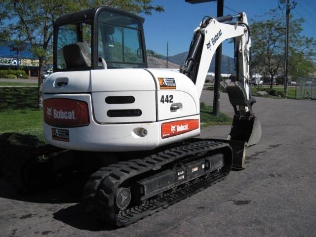 Bobcat 442 Mini Excavator Service Repair Workshop Manual DOWNLOAD ( S/N 522311001 & Above... )