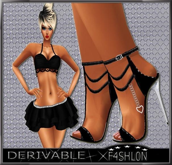 heels aracel