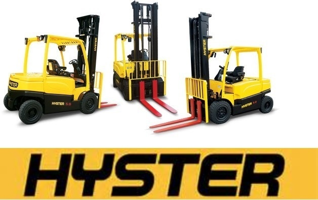 Hyster D001 (H25XM H30XM H35XM H40XMS) Forklift Service Repair Workshop Manual