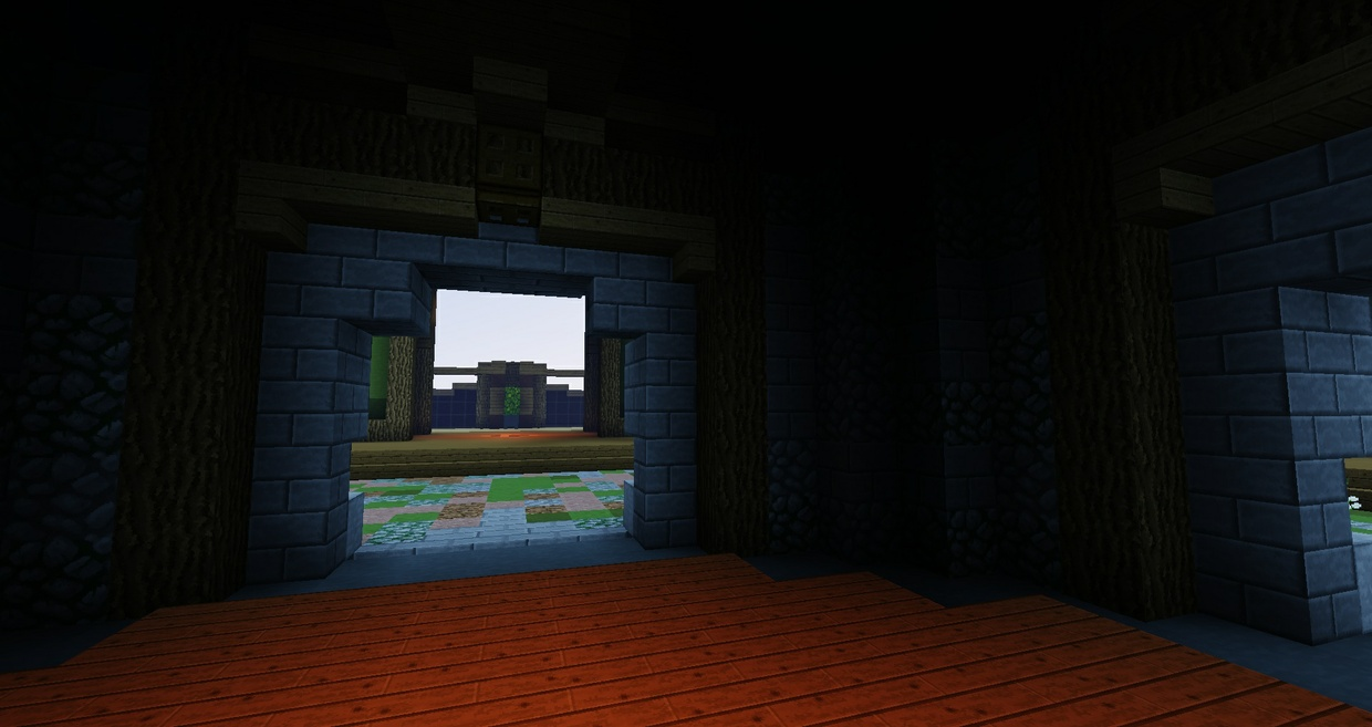 (Factions) Spawn - Wooden